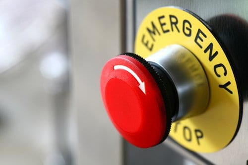 Safety of Machinery – Emergency Stop Function