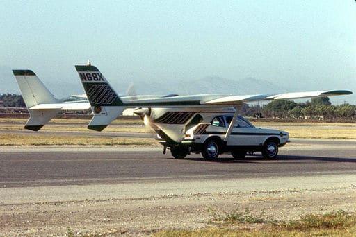 AVE Mizar – Failed Flying Car
