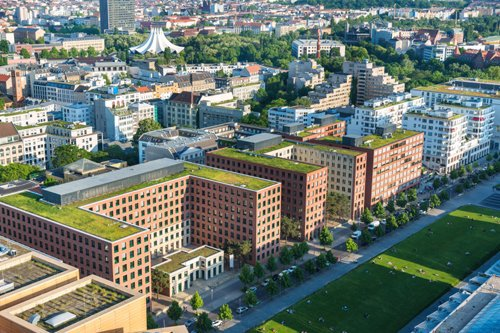 Green Roofs The Future of Urban Buildings