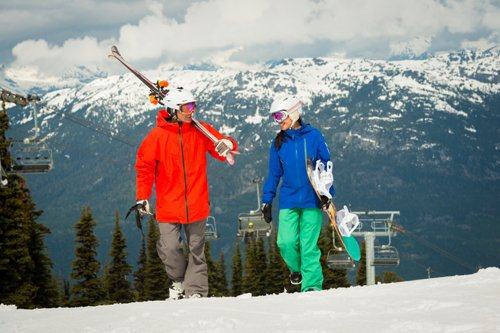 Snowboarding's Influence on Skis