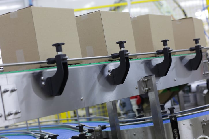 Safety Requirements for Packaging Machinery