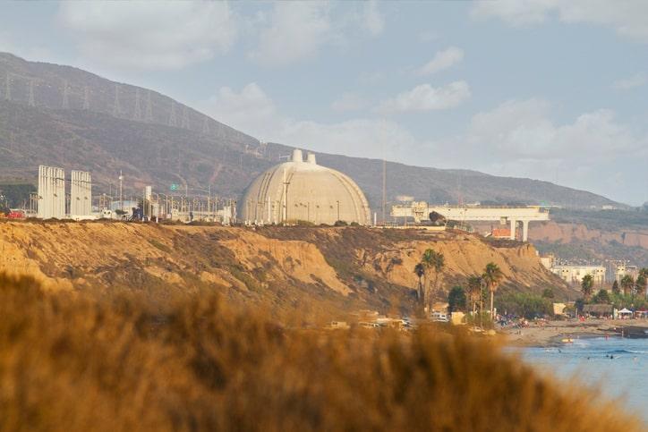 Nuclear Power Plant Shutdown San Onofre