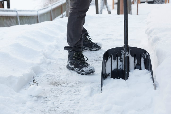 Winter Slip and Fall Prevention ASTM