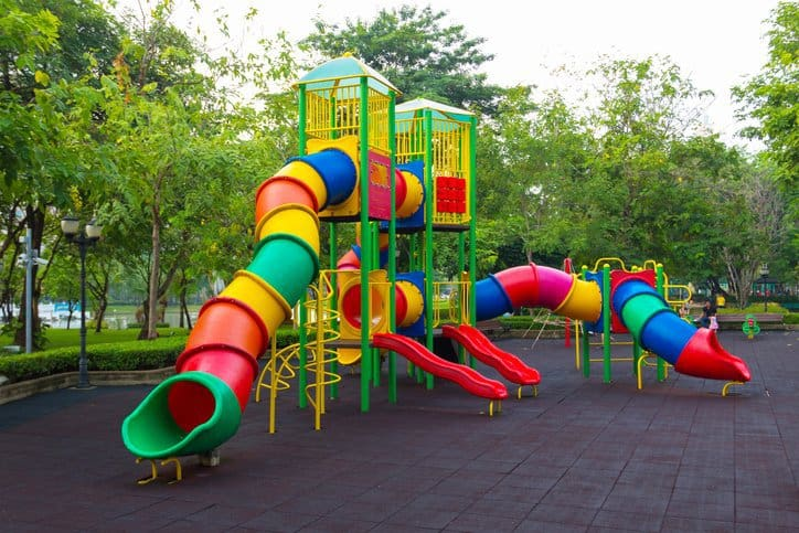 ASTM F1487-17 – Standard Consumer Safety Performance Specification for Playground Equipment for Public Use