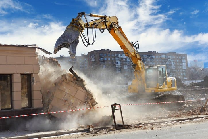 Safety and Health for Demolition Operations