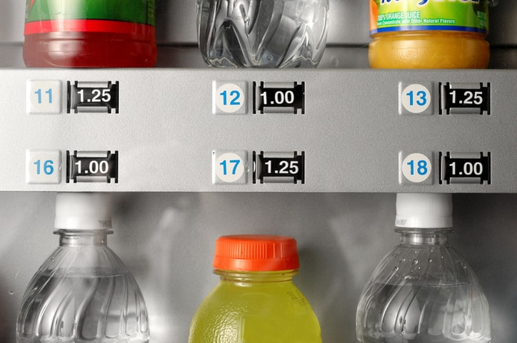 NSF/ANSI 25-2017: Vending Machines for Food and Beverages