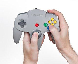 N64 Video Game Controller Design