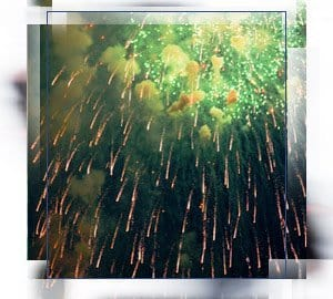 Fireworks are managed by NFPA 1123-2014 and NFPA 1124-2013