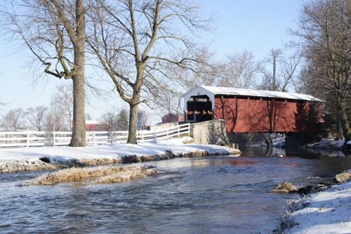 Covered Bridge Pennsylvania