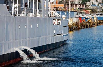 Ship Water Tank Ballast