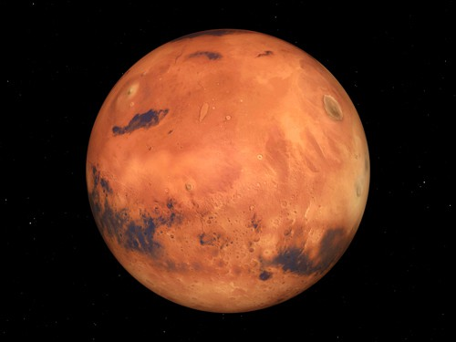 How 3D Printing Can Support Life on Mars