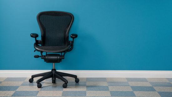 Ergonomic chair that is outlined in ANSI/HFES 100-2007