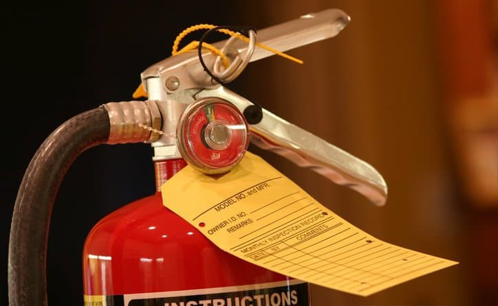 NFPA 10 2018 Standard For Portable Fire Extinguishers