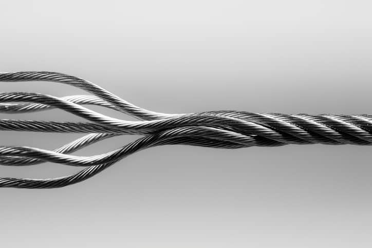 Cable Wire Rope Strands