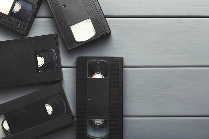 VHS MPEG-1 Suite ISO IEC 11172