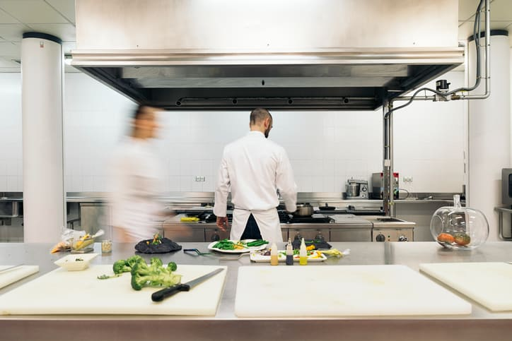 IKECA ANSI Standards Cooking Ventilation Cleaning