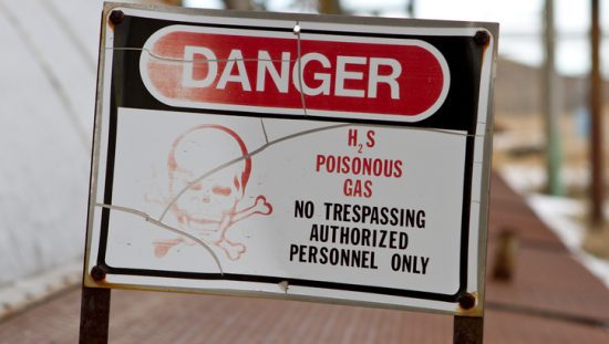 H2S Warning ANSI Standard for Hydrogen Sulfide Training