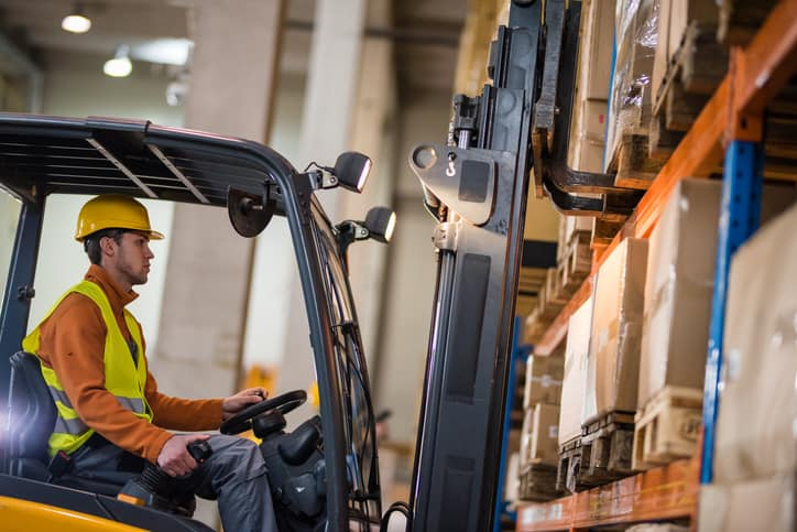 ANSI B56 1-2018: Safety Standard for Low, High Lift Trucks