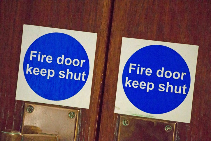 NFPA 80 2019 Standard For Fire Doors And Other Opening