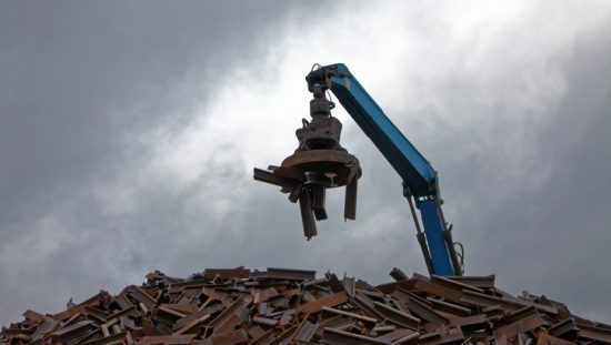 ASME B30.25-2018: Scrap and Material Handlers