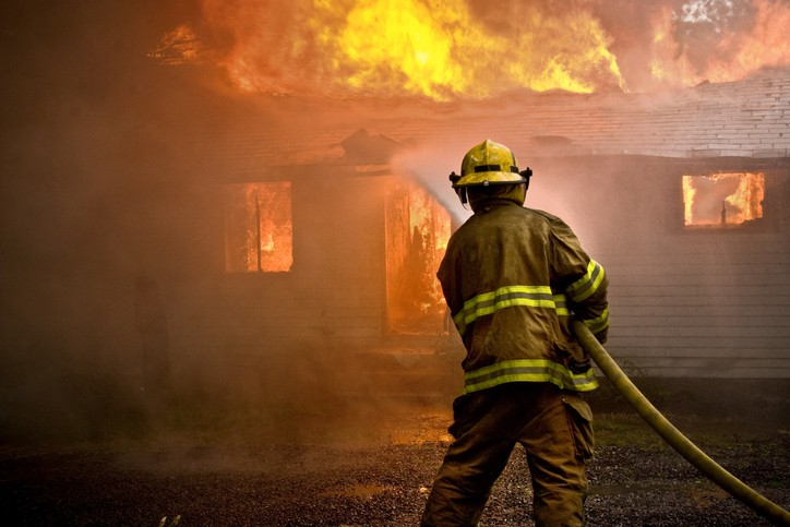 NFPA 1001-2019: Standard for Fire Fighter Professional