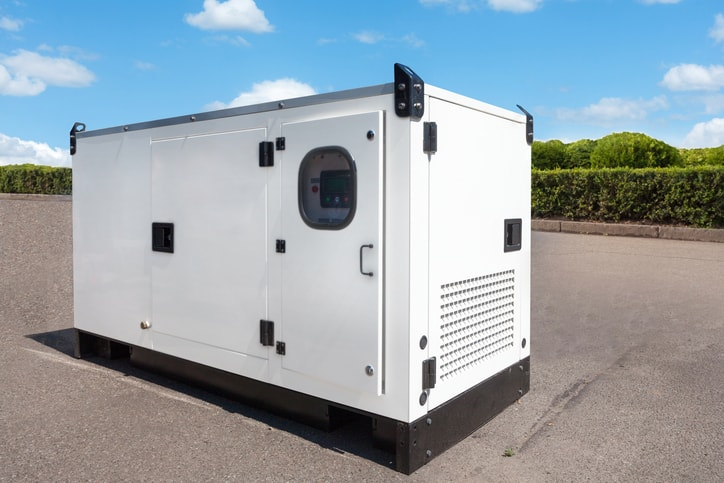 An emergency power system that follows NFPA 110-2019