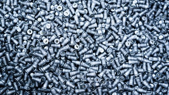 Pile of fasteners that follow ISO 4042 2018