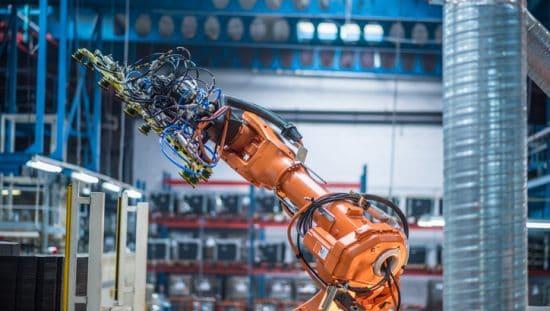 Robotic Singularity ANSI RIA R15.06