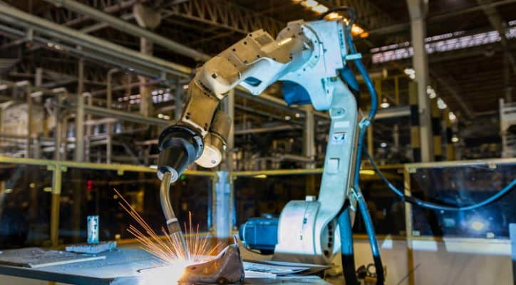 Industrial Robot Safety Automotive