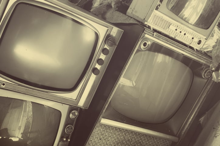 Television Tip-Over TV History