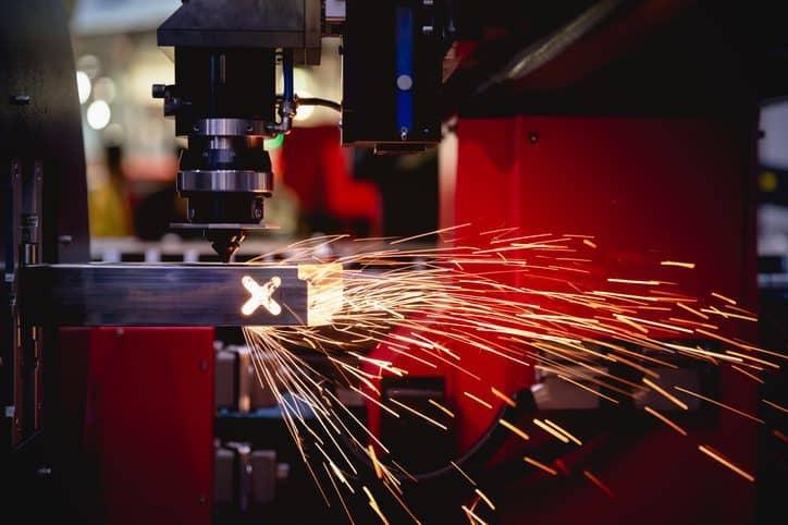 CNC Cutting Machine Laser Engraving