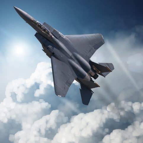 F-15 Eagle AS 9100 2016