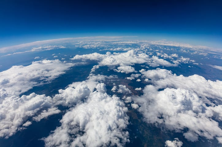 The Earth's ozone that is protected by ISO 14064