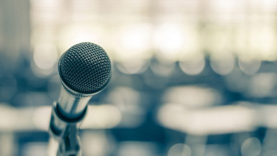 Microphone Talk ANSI Company Member Forum ISO IEC