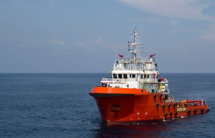 ANSI/ASA S12.64-2009/Part 1-compliant cargo ship