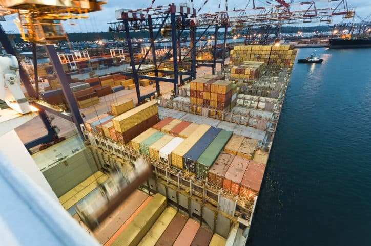 Shipping facility that will change procedure to account for the problems that the UK accident report highlights