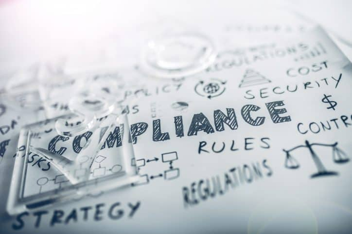 Compliance to standards is everywhere