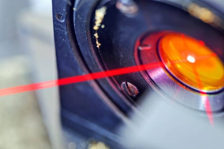 Laser that meets the new ANSI Z136.1-2014 requirements