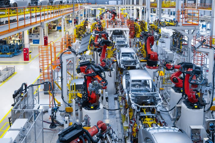 Improvements in an automotive plant accelerate robot arms thanks to ISO/IEC 17025:2017 and its application for the industry.