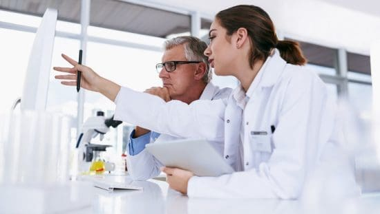 Researchers discuss the benefits of inter-laboratory comparisons/proficiency testing (ILC/PT).