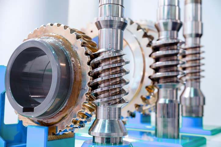 Worm Gear ANSI/AGMA 6022-D19: Design Manual For Cylindrical Wormgearing