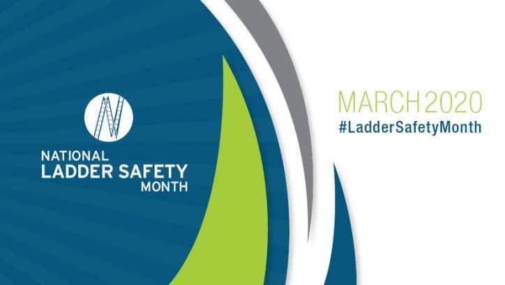 National Ladder Safety Month