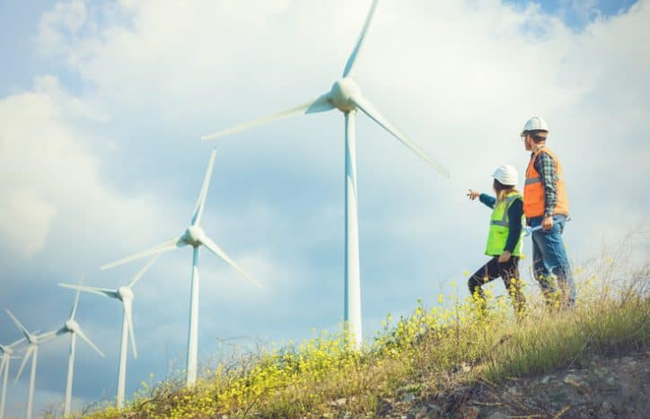The Expansion of Wind Power in The United States Pointing at Turbine Standards